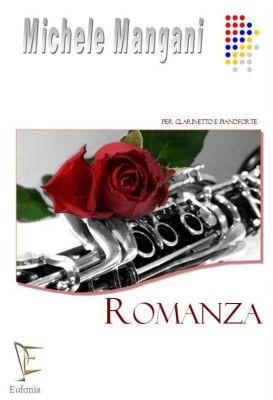 Mangani Romanza for Clarinet-Piano