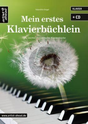 Engel Mein Erstes Klavierbuchlein (Bk-Cd)