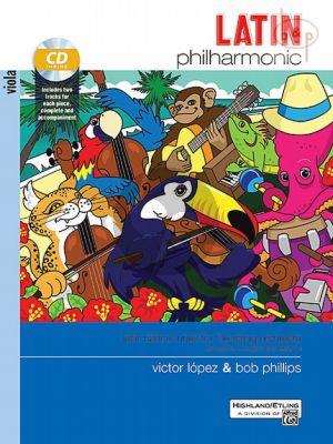 Latin Philharmonic (Latin Dance Tunes for String Orchestra)