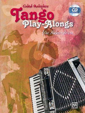 Tango Playalongs fur Akkordeon
