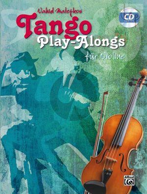 Tango Playalongs fur Violine