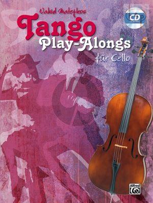 Tango Playalongs für Violoncello