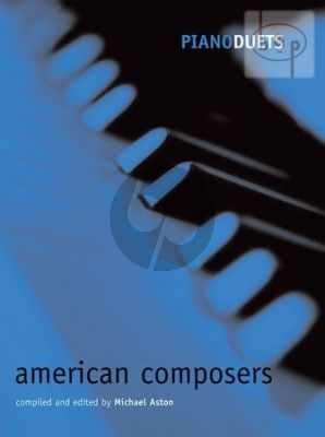 Piano Duets American Composers