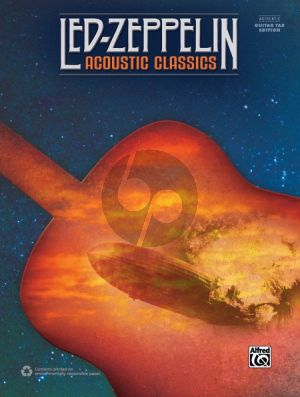 Led Zeppelin Acoustic Classics Authentic Guitar TAB (Revised)