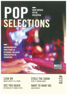 Pop Selections Vol.270