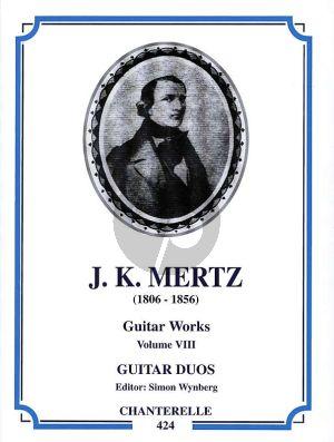 Mertz Works Vol.8 Guitar Duos (edited by Simon Wynberg)