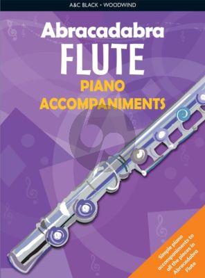 Pollock Abracadabra for Flute Piano Accompaniment