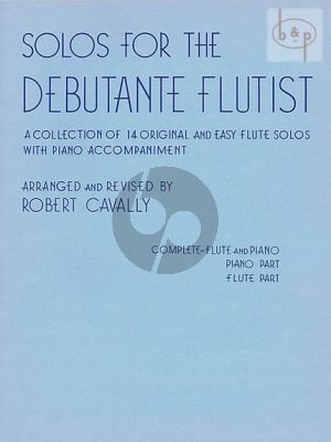 Solos for the Debutante Flutist