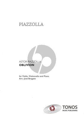 Piazzolla - Oblivion Violine-Violoncello-Klavier (arr.J.Bragato)