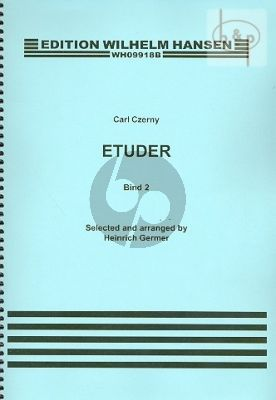 Selected Studies for Piano Vol.2 32 Studies selected from Op.299 and Op.834