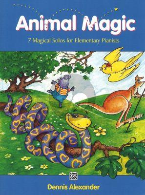Alexander Animal Magic piano
