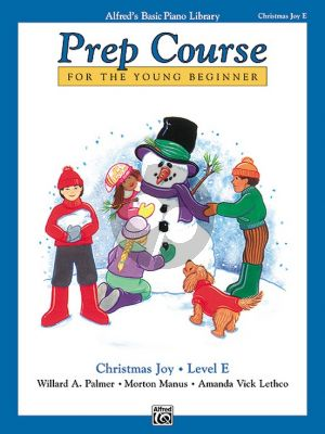 Alfred Prep Course Christmas Joy Level E