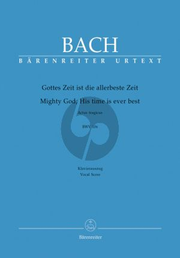 Kantate BWV 106
