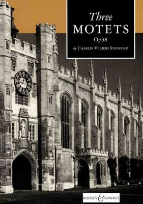 Stanford 3 Motets Op.38 (SATB and double SATB with Organ)