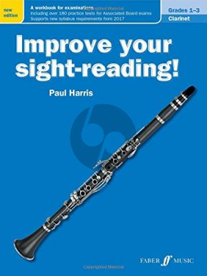 Harris Improve your Sight-Reading for Clarinet (Grades 1-3)