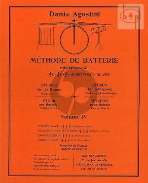 Methode de Batterie Vol.4