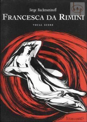 Francesca da Rimini Op.25 Rachmaninoff S.