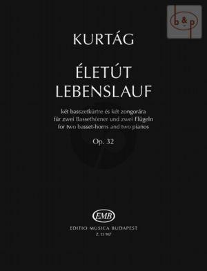 Lebenslauf Op.32 (1992)