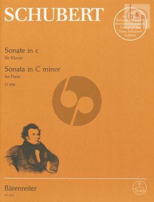 Sonate c-moll D.958