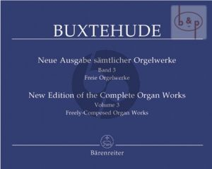 Orgelwerke Vol.3