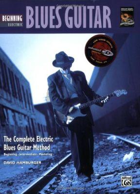 Riker Mastering Blues Guitar (Bk-Cd)