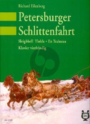 Eilenberg Petersburger Schlittenfahrt Op.57 (Klavier 4 Hande)