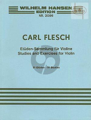 Etuden Sammlung Vol.1 Violin