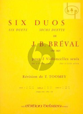 6 Duos Vol.2 (No.3 - 4)