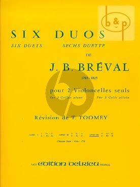 6 Duos Vol.3 (No.5 - 6)