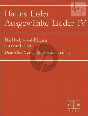 Ausgew.Lieder vol.4