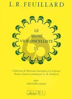 Feuillard Le Jeune Violoncelliste Vol.1A (Collection de Morceaux Classiques)