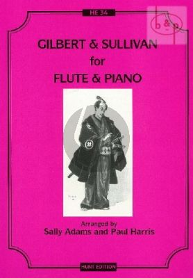 Gilbert-Sullivan for Flute and Piano