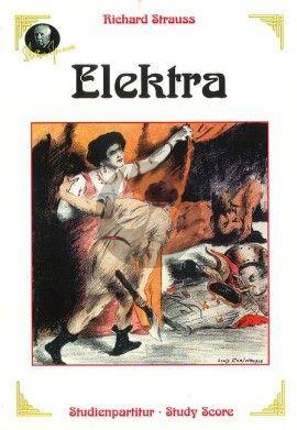 Strauss Elektra Study Score