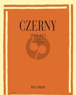 Toccata Op.92 Piano