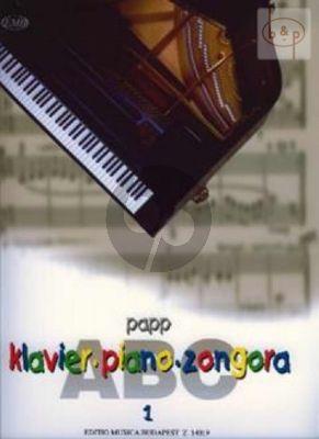 Piano ABC Vol.1