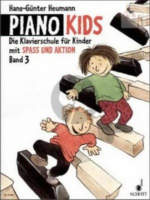 Piano Kids Vol.3