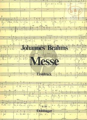 Kyrie WoO 17 / Missa Canonica C dur WoO 18 (4 / 6 St.Gem.Ch-Orgel) (Otto Biba)