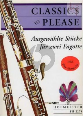 Classics to Please (2 Bassoons)