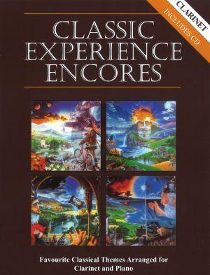 Classic Experience Encores clarinet - piano
