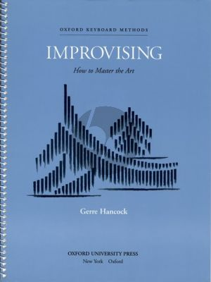 Hancock Improvising How to Master the Art (spiralbound)