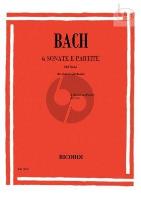 6 Sonatas & Partitas