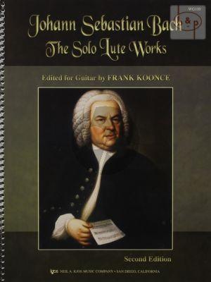 The Solo Lute Works for Guitar
