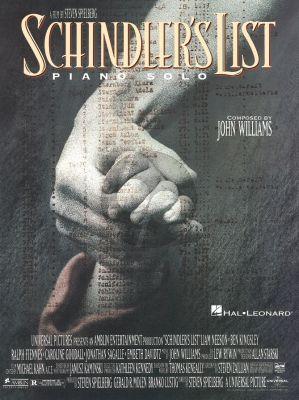 Williams Schindler's List Soundtrack piano