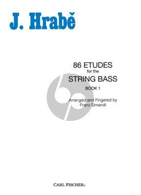 86 Studies Vol.1 String Bass