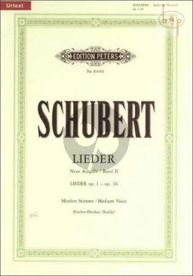Lieder vol.2 (Mittel)