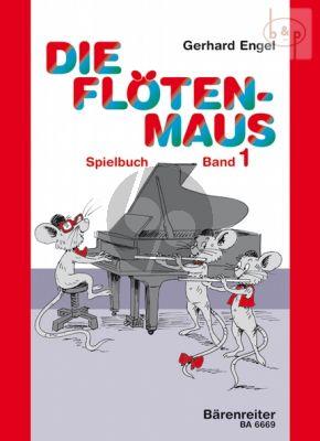 Die Flotenmaus Spielbuch Vol.1