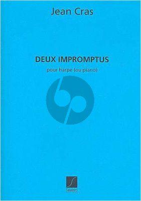 Cras 2 Impromptus pour Harpe