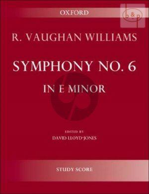 Symphony No.6 e-minor Study Score
