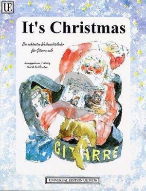It's Christmas for Guitar (Die Schonsten Weihnachtslieder) (arr. Chris & Karl Bruckner)