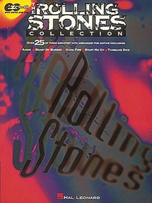 Rolling Stones Collection easy guitar wit tab.